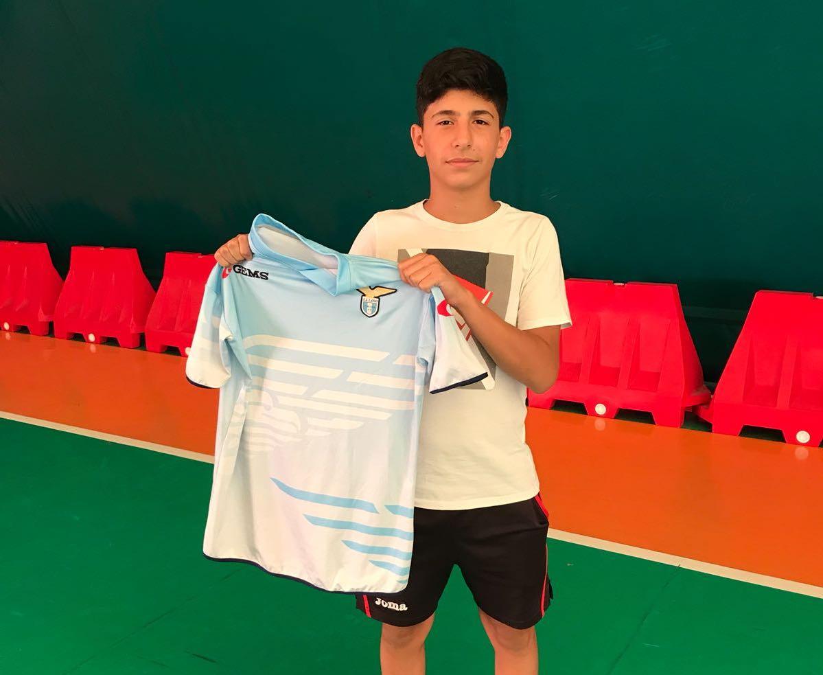 Dal calcio al futsal: Mattia Vommaro per l'U21